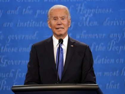 Brain Freeze: Joe Biden Calls 'Proud Boys' the 'Poor Boys'