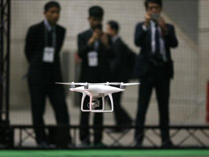 Report: Japan May Cut China from Supply Chain for Drones