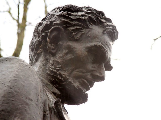 Abraham Lincoln Portland (Abraham Lincoln / Flickr / CC / Cropped)