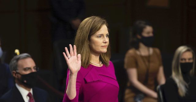 Justice Amy Coney Barrett Will Face Cases on Voting, Obamacare, Apportionment, Mueller Report