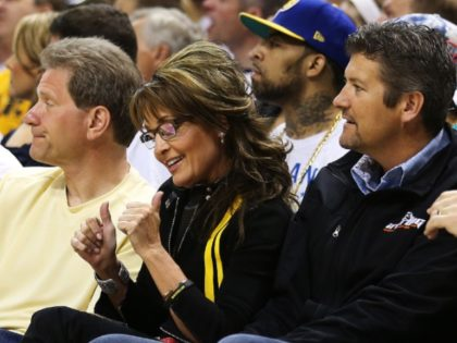 Sonic Boom: Sarah Palin's Blast from the Past Reminds Us How Great the NBA Used to Be