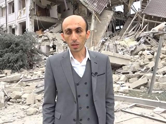 Artsakh damage