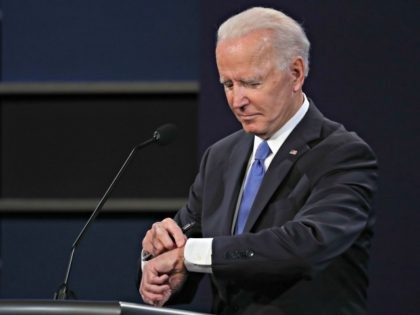 Joe Biden: Donald Trump a 'Very Confused Guy, Thinks He's Running Against Someone Else'