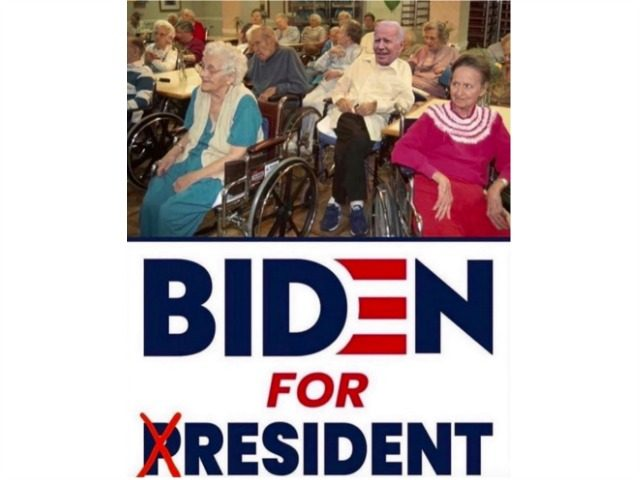 Biden for Resident Meme