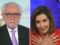 Pelosi, Blitzer Clash over Coronavirus Relief