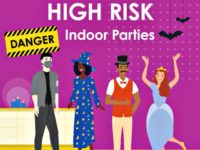 California Officials Issue Cease-and-Desist Orders to College Neighborhoods to Prevent Halloween Parties