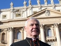 Exclusive: Former Vatican Chief Says 'Future of Democracy' at Stake in U.S. Elections