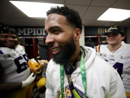 LSU Bans Odell Beckham from Football Program for Two Years