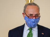 Chuck Schumer Laments Democrats' Inability to Secure Senate Majority