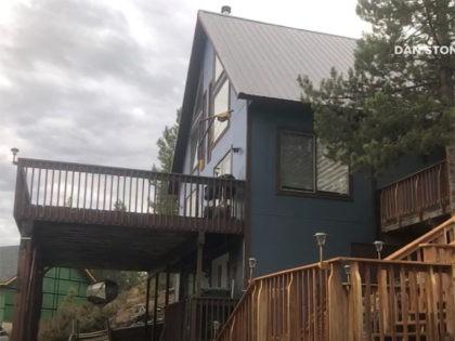 Colorado house fire