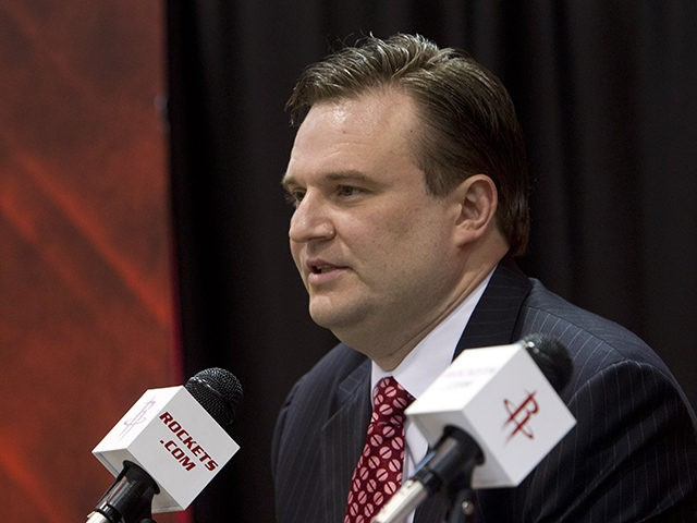 Could Daryl Morey explore opportunities in NFL?