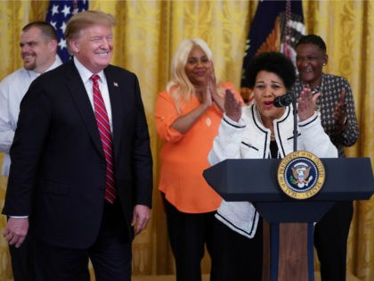Trump: 'Nobody Has Done More for the Black Community than Donald Trump'