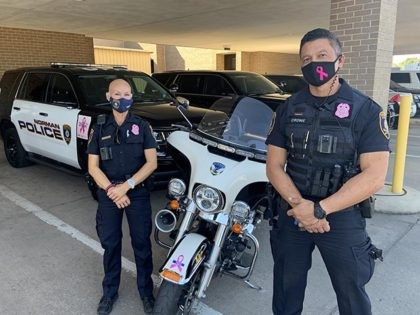 Norman police officer with cancer