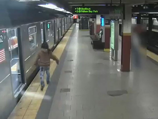 Fleeing suspect