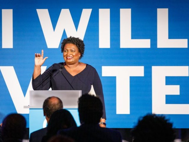 Stacey Abrams: 'More than 750,000' Georgians Already Requested Mail Ballots for Runoff Election
