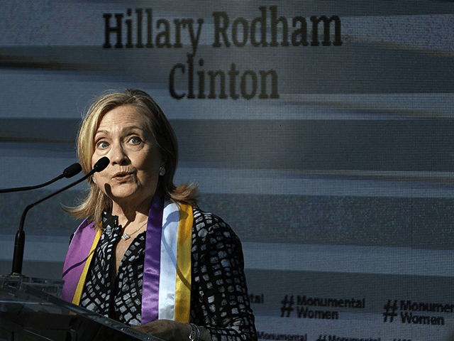 Hillary Clinton: I Was 'Born' to Handle the Coronavirus Pandemic