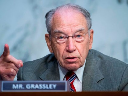 Chuck Grassley Defends Dianne Feinstein from Democrat Attacks: 'Sexist & Ageist Motivations'