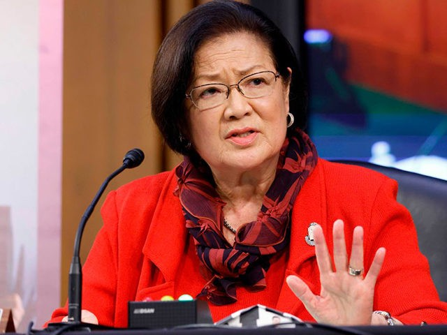 Hirono: Trump's Rhetoric Responsible For Deadly Rise in Anti-Asian Hate Crimes