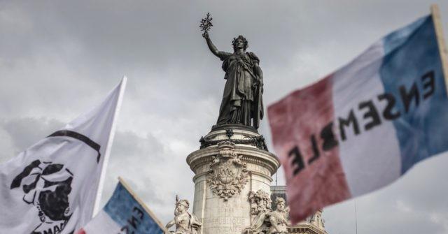 Protesters Demand Migrant Amnesty in Paris Despite Migrant Terror Attack