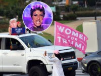 Cardi B Freaks Out: 'Trump Supporters Are Everywhere,' Swarming L.A. with 'Big A** Trucks'