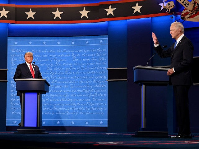 ***Live Updates*** Donald Trump vs. Joe Biden in Final Presidential Debate