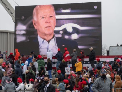 Trump Plays Damaging Clips of Joe Biden at PA Rally: 'The Screen Cost a Fortune, Hope You Enjoy It'