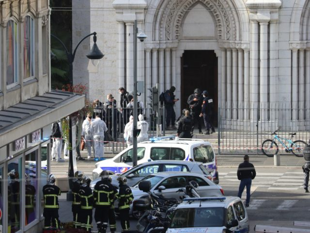 'Islamo-Fascist' Terror: Three Dead, Several Injured After Church Attack in Nice, France
