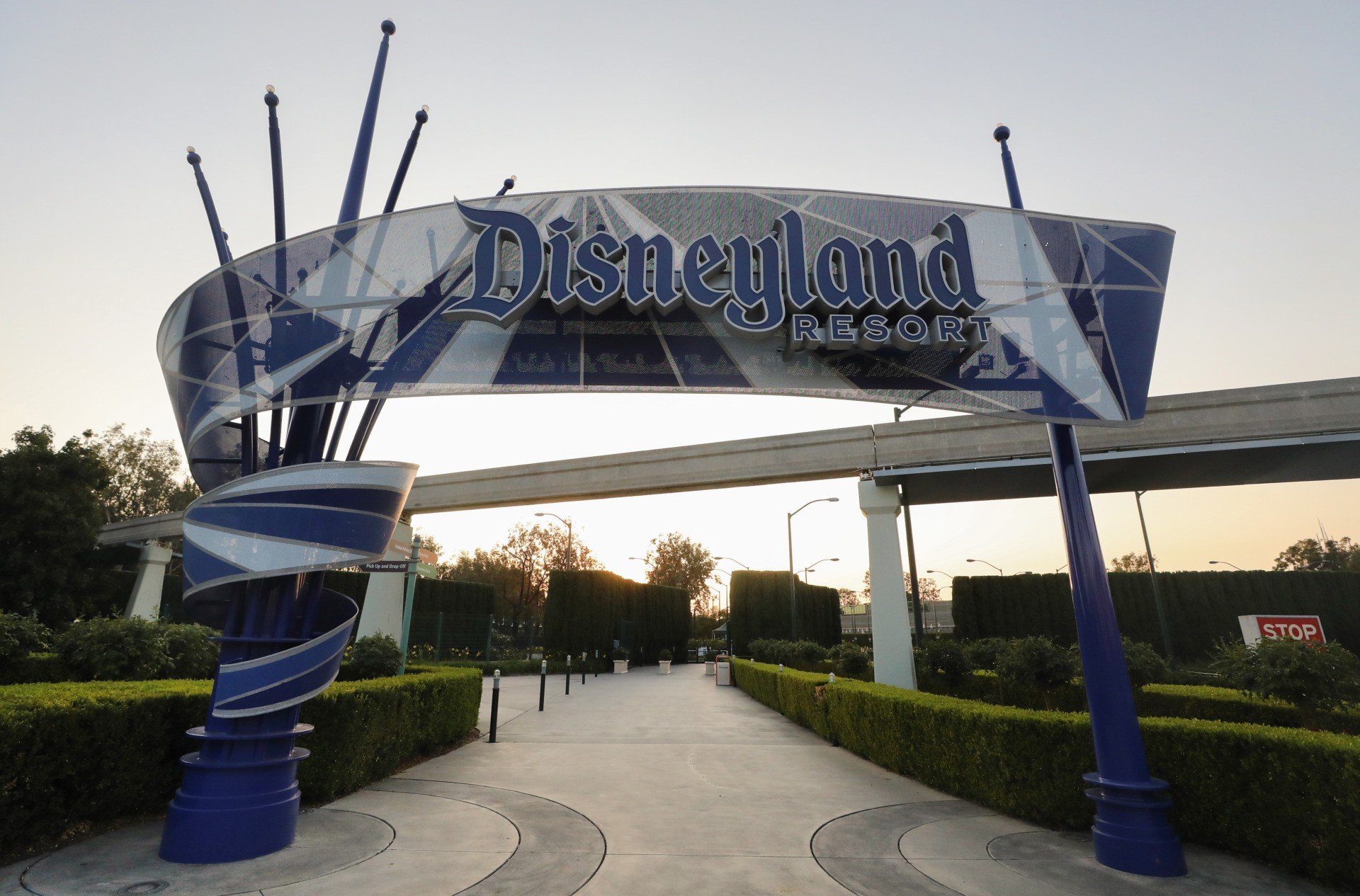 Covid-19: Disneyland will be kept shut for 'foreseeable future'