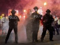 14 DC Police Officers Injured During Wednesday Riots — One Lost Eyesight