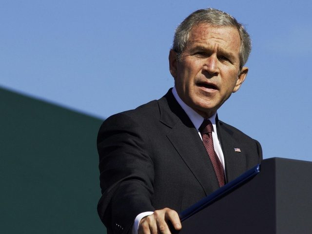 George W. Bush Says U.S. Needs More Foreign Workers to Take Jobs as 16.6M Americans Unemployed