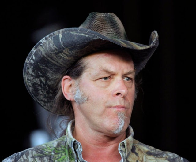 Exclusive — Ted Nugent: Beto, Biden, Harris 'Are Coming to Take Your Guns'