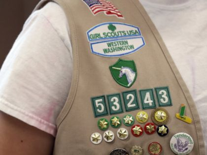 Girl Scouts of the USA has sued Boy Scouts of America, alleging trademark infringement. Elaine Thompson/AP
