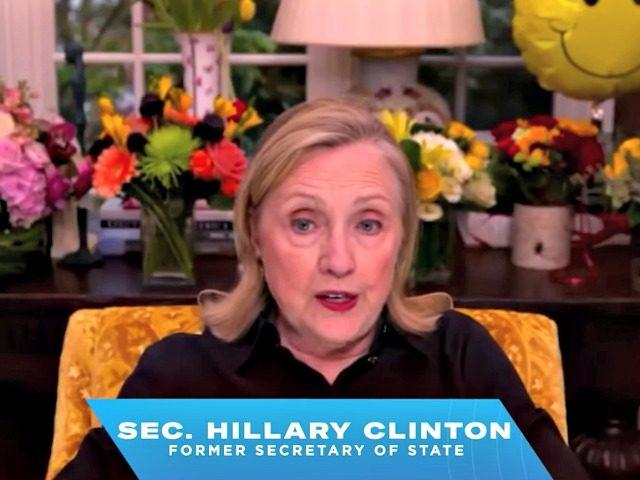 Hillary Clinton Preps for the Democrat Win
