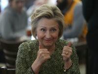 Hillary Clinton Pronounces Simone Biles a 'Model of Strength'