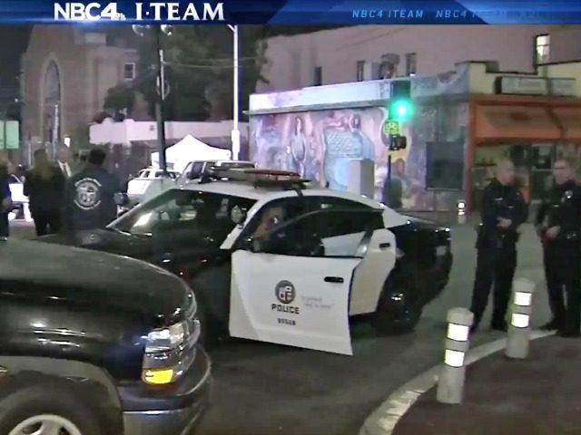 Increase in Violent Crime Los Angeles