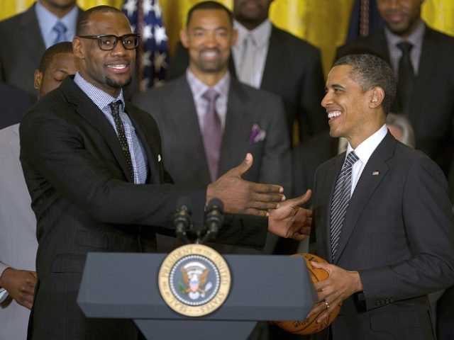 'My President': Barack Obama Joins LeBron James for Discussion About Racial Justice on HBO's 'The Shop'