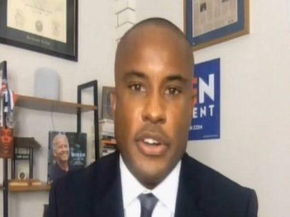 """Biden Spox Jamal Brown on 10/29/2020 """"Cheddar Politics"""""""