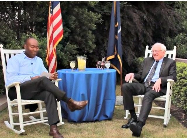 Jamie Harrison Interviews Bernie Sanders