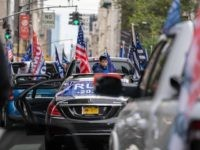 WATCH: 'Jews for Trump' Caravan Rolls Thru New York City; Punches, Rocks Thrown
