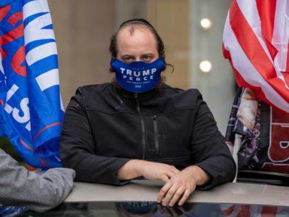 Jews for Trump NYC (David Dee Delgado / Getty)