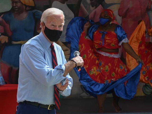 Joe Biden (Roberto Schmidt / Getty)