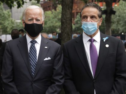 Joe Biden and Andrew Cuomo (Amr Alfiky - Pool /Getty)