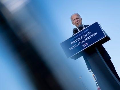Joe Biden at Gettysburg (Brendan Smialowski / Getty)