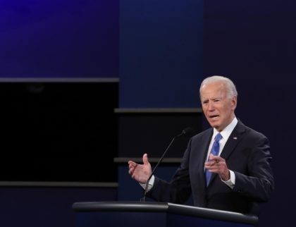 Fact Check: Biden Claims U.S. Had a 'Good Relationship with Hitler Before He Invaded the Rest of Europe'