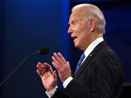 Joe Biden debate (Jim Watson / AFP / Getty)