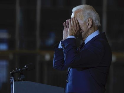 Joe Biden forgets (Carolyn Kaster / Associated Press)