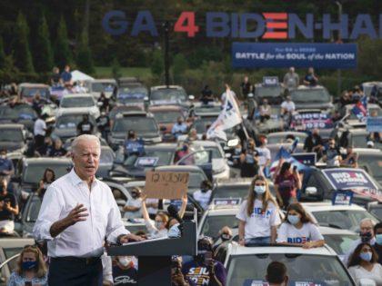 Joe Biden in Atlanta (Drew Angerer / Getty)