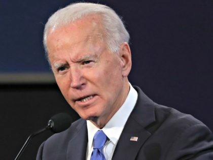 Joe Biden Deploys 'C'mon!' Defense Eight Times During Final Presidential Debate