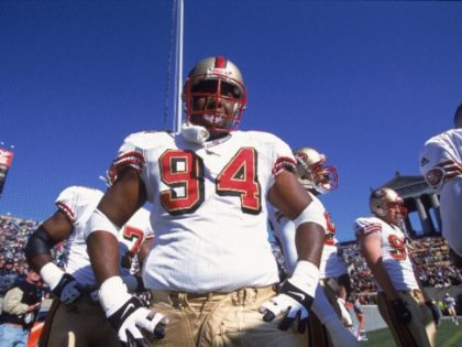Former 49er Dana Stubblefield Sentenced to 15 Years to Life for Rape