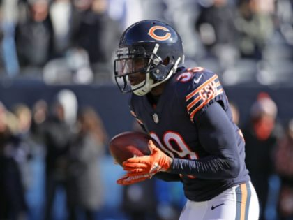 Bears' Eddie Jackson: 'Biden Tripping with Upping These Taxes'